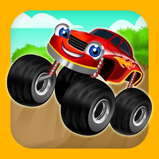 Monster Truck Game For Kids The Blaze And Machines By Tawfiq Kamal