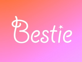 Message your besties with cute stickers from the new Bestie sticker pack