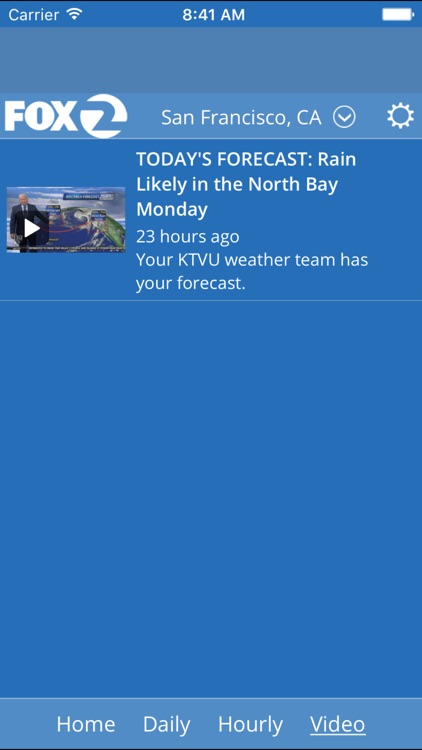 KTVU Weather screenshot-3