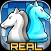 チェス REAL - 無料で2人対戦できる定番ボード ゲーム - iPhoneアプリ