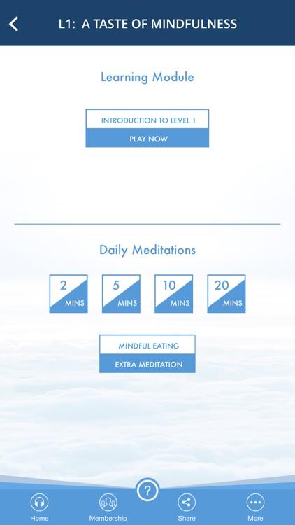 MindPilot: Mindfulness Course & Meditation screenshot-4