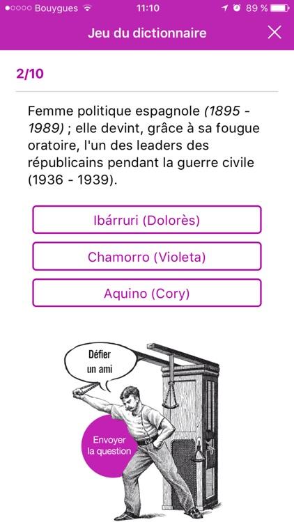 Le Petit Larousse 2018 screenshot-4