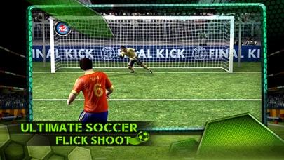 究極のサッカーフリックシュート - ワールドカップフリーキックのスクリーンショット5
