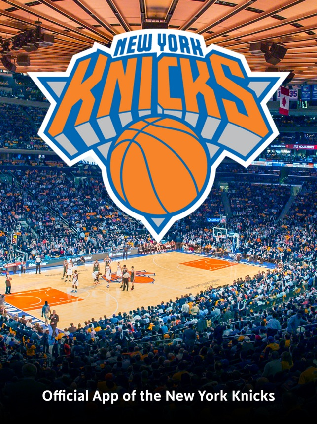 New York Knicks Official App On The App Store