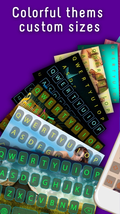 Color OkKeys - Customize your keyboard, new keyboard design & backgrounds