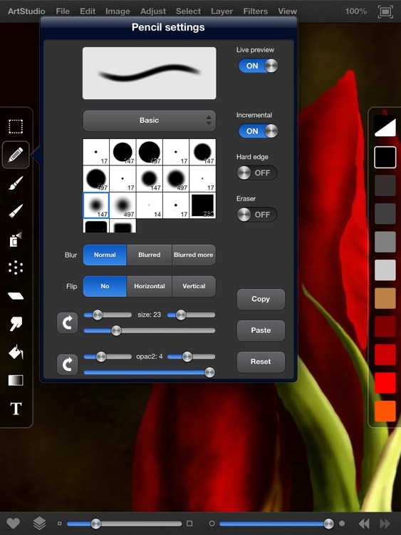 ArtStudio for iPad - Draw Sketch and Paint