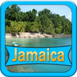 Jamaica Offline Map Travel Guide