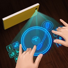 Activities of Hologram Real Simulator DJ