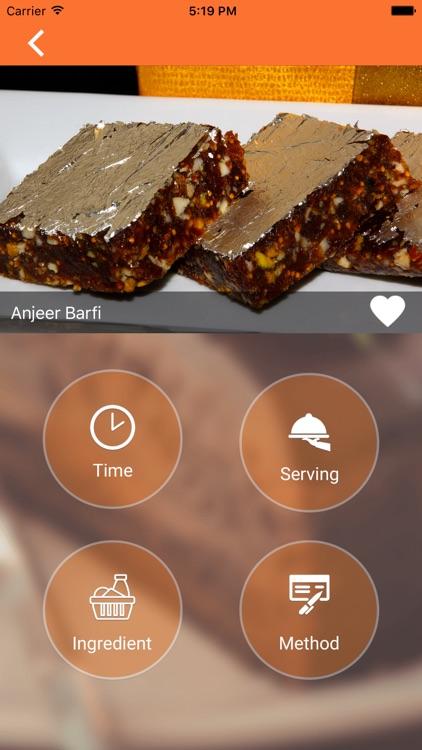 Yummy Indian Dessert Recipes screenshot-3