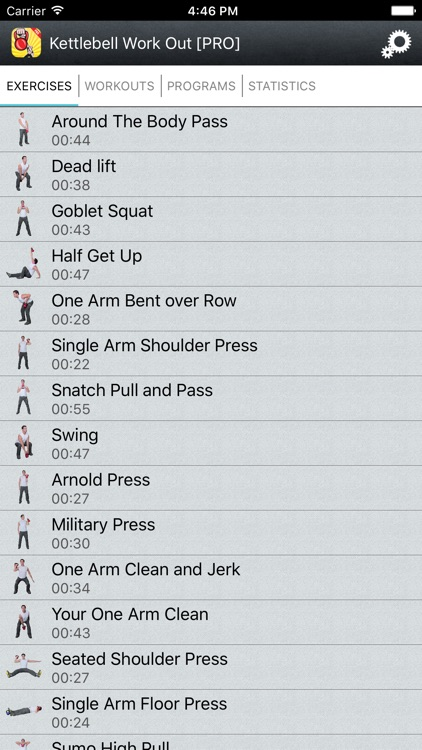 Functional Kettlebell Workout Exercises & Routines