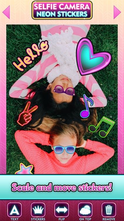 Fun Camera Photo Stickers & Beauty Selfie Editor screenshot-3