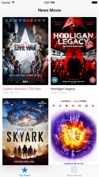 Popcorn - Movies, TV Series app image