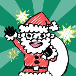 Cute Christmas Stickers - Emoji TOKYO