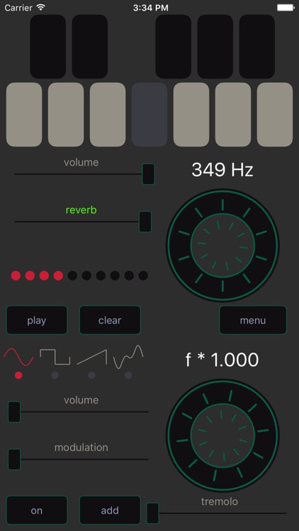 Sound Maker Synth screenshot-4