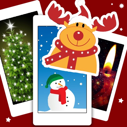 Christmas Wallpapers & Backgrounds MERRY CHRISTMAS icon