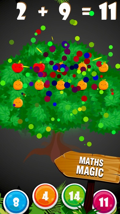 Kids Maths Practice Game screenshot three