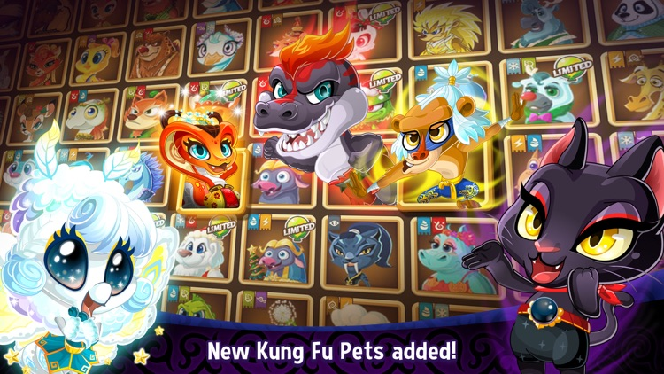 Kung Fu Pets screenshot-1