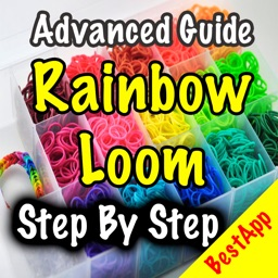 Advanced Rainbow Looms - Bracelets & Band Charms