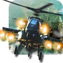 Air Gunship: Fly Special Ops Chopper Combat Mission