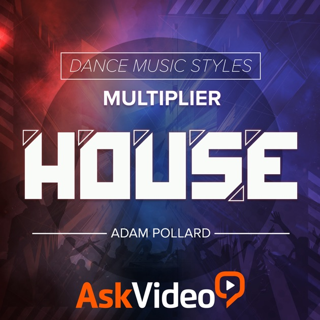 Mac app store house dance music course for House dance music