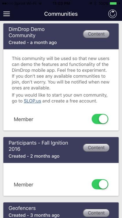Community Inbox
