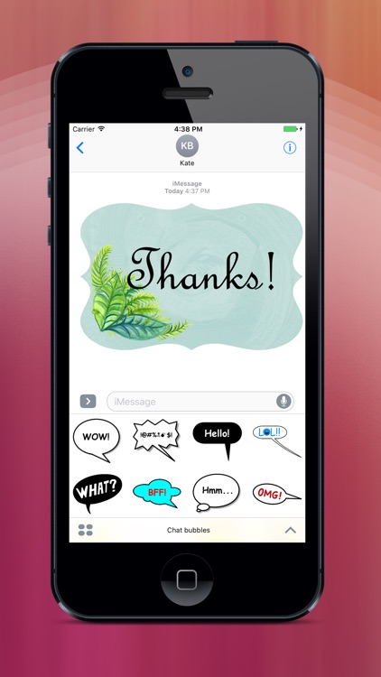 Chat bubbles, quotes, symbols and emoticons