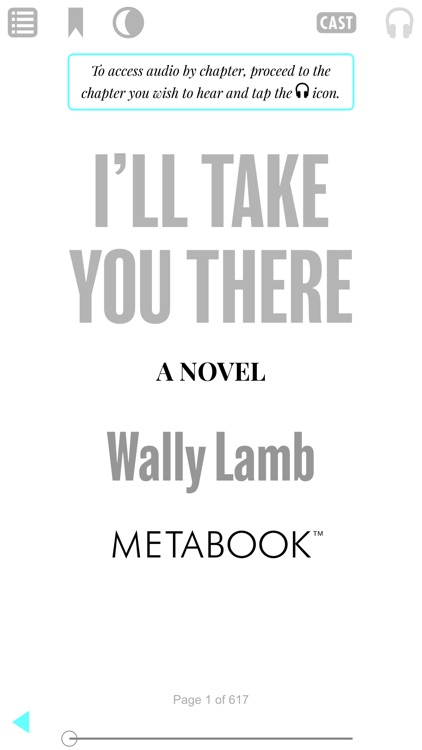 I'll Take You There Metabook™