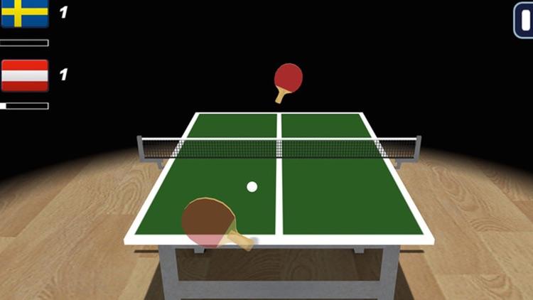 New Ping Pong Master - Virtual Table Tennis 3D