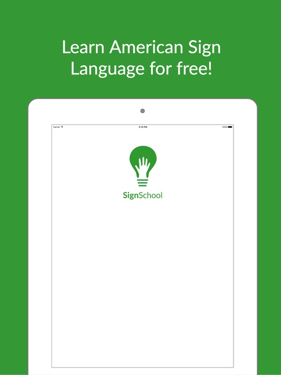 SignSchool - Learn American Sign Language for Free screenshot