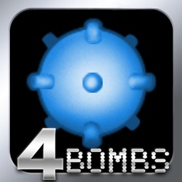 MineSweeper - 4 Bombs Logic