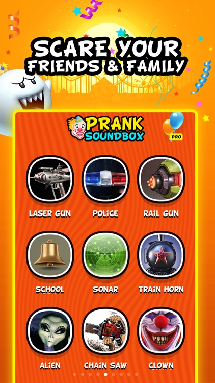 Prank Soundboard- 80+ Free Sound Effects for Fun