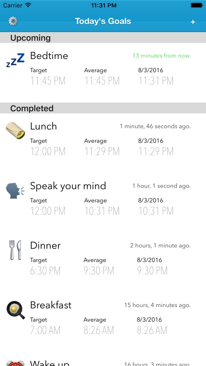 Routinely - track your daily routine