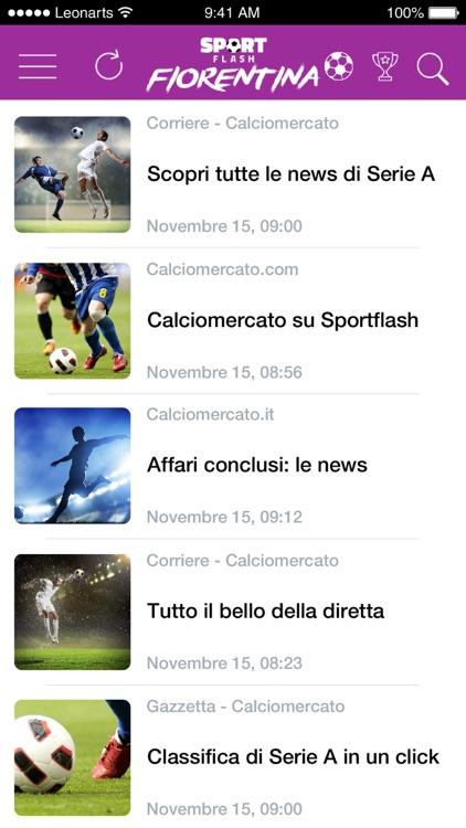 SportFlash Fiorentina