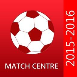 English Football 2015-2016 - Match Centre
