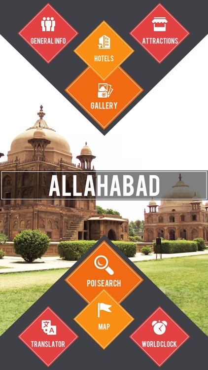 Allahabad Tourism Guide screenshot-1