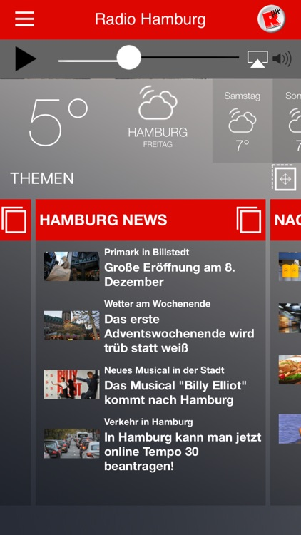 Radio Hamburg screenshot-1