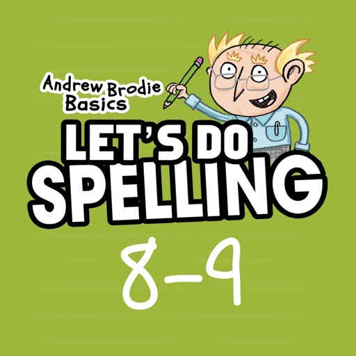 Spelling Ages 8-9: Andrew Brodie Basics