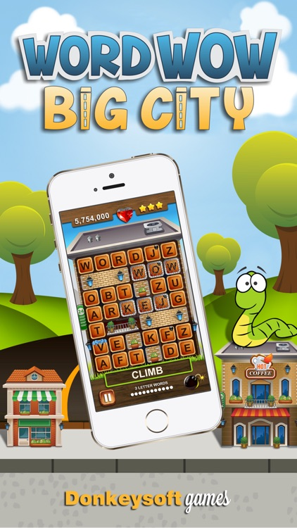 Word Wow Big City screenshot-0