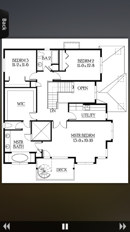 House Plans - Craftsman