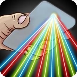 Laser Pointer 100 Beams Joke
