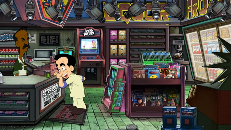Leisure Suit Larry: Reloaded screenshot-2