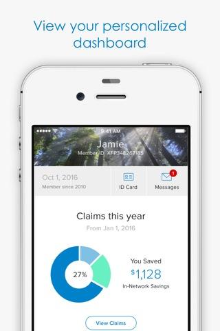 Blue Shield of California screenshot 1