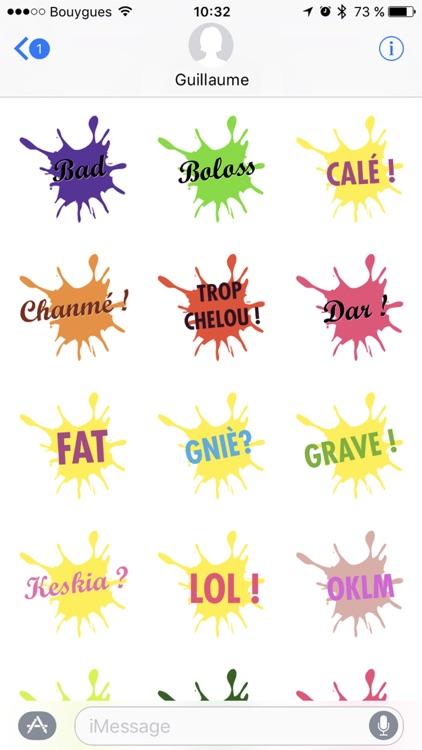 Closer Teen Stickers