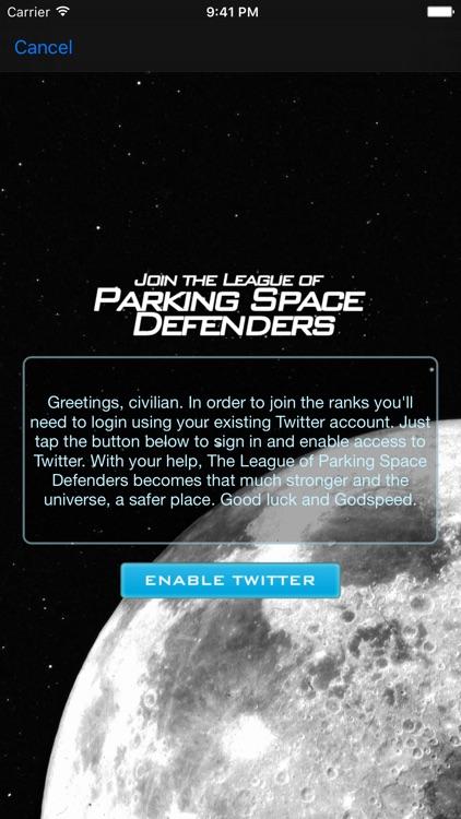 Parking Space Defenders