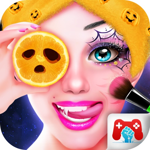 Halloween Spooky Doll Makeover icon