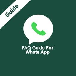 FAQ Guide For WhatsApp