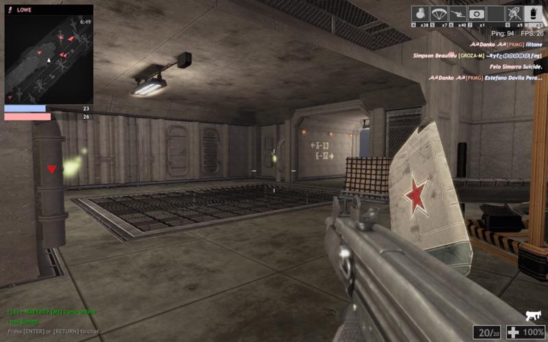 War Trigger 3 скриншот программы 1