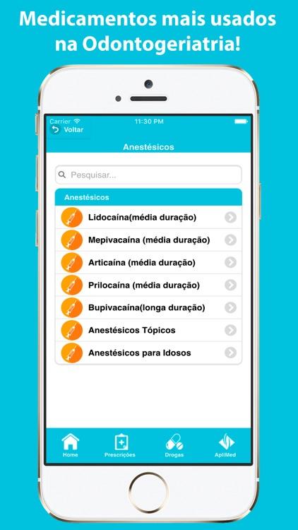 Prescrições Odontogeriátricas screenshot-4