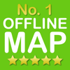 Toscane No.1 Offline Map