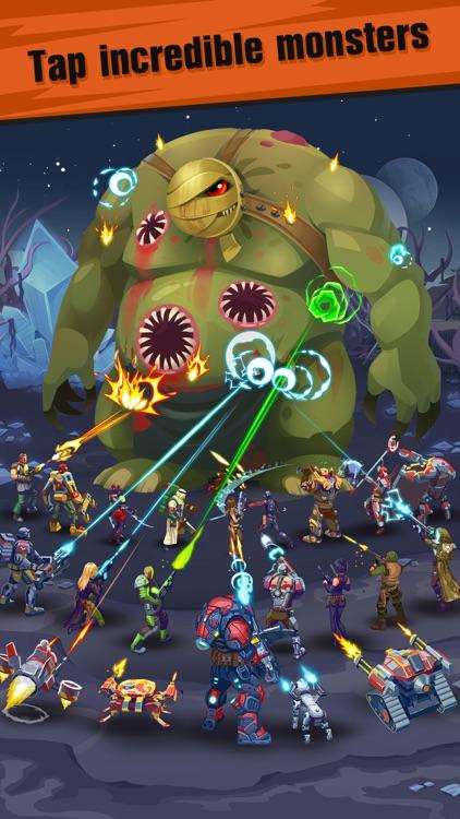 Evolution: Heroes of Utopia screenshot-0